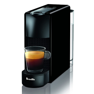 Nespresso Essenza mini espresso machine by Breville: