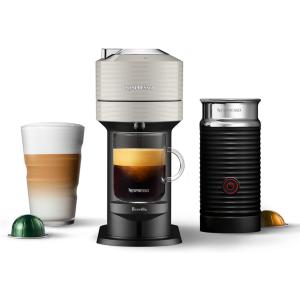 Nespresso coffee machine with Aeroccino4: